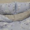Комплект постельного белья с компаньоном S358 6 Постельный комплект