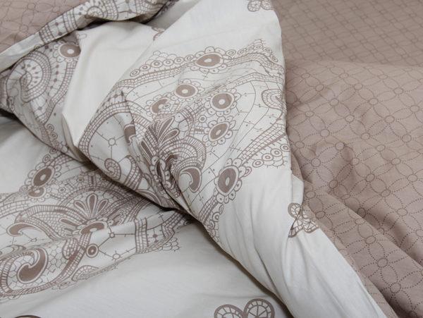 Комплект постельного белья с компаньоном S359 2 Постельный комплект