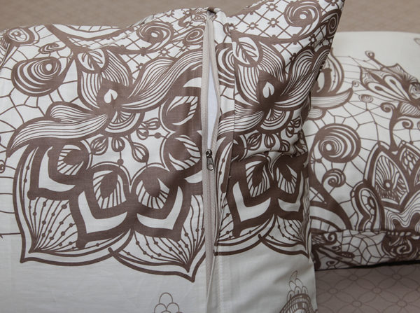 Комплект постельного белья с компаньоном S359 5 Постельный комплект