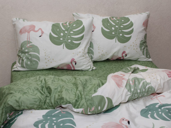 Комплект постельного белья с компаньоном S361 1 Постельный комплект