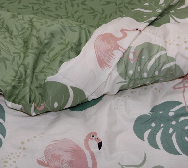 Комплект постельного белья с компаньоном S361 2 Постельный комплект