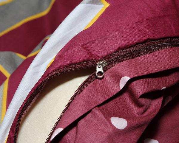 Комплект постельного белья с компаньоном S362 3 Постельный комплект