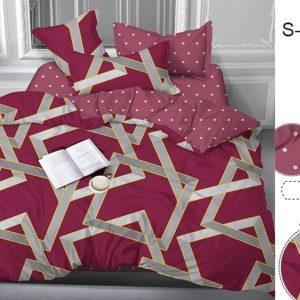 Комплект постельного белья с компаньоном S362  ПОСТЕЛЬНОЕ БЕЛЬЕ ТМ TAG > 2-спальные > Сатин люкс ТМ TAG