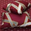 Комплект постельного белья с компаньоном S362 9 Постельный комплект