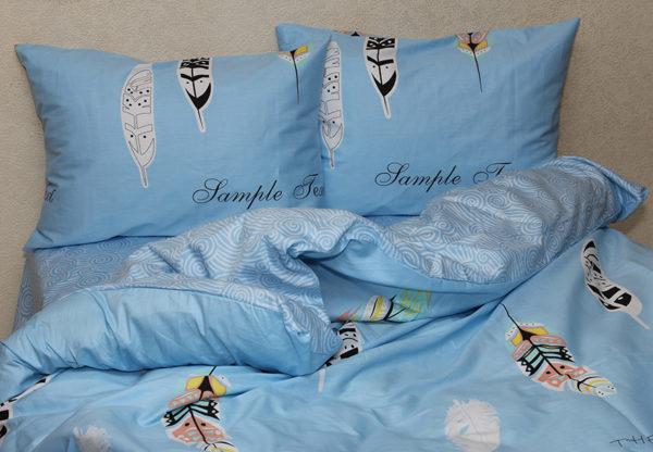 Комплект постельного белья с компаньоном S363 1 Постельный комплект