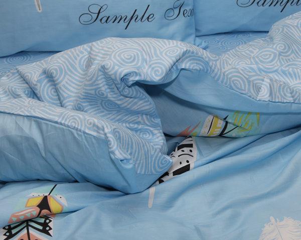 Комплект постельного белья с компаньоном S363 2 Постельный комплект