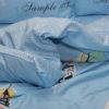 Комплект постельного белья с компаньоном S363 7 Постельный комплект