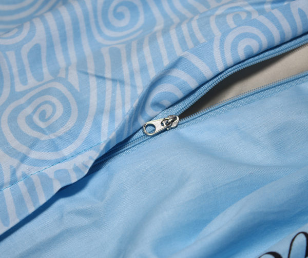 Комплект постельного белья с компаньоном S363 3 Постельный комплект