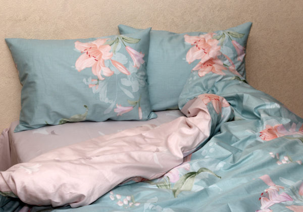 Комплект постельного белья с компаньоном S364 1 Постельный комплект