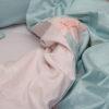 Комплект постельного белья с компаньоном S364 7 Постельный комплект