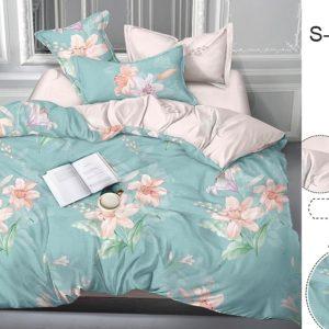 Комплект постельного белья с компаньоном S364  ПОСТЕЛЬНОЕ БЕЛЬЕ ТМ TAG > Семейные > Сатин люкс ТМ TAG