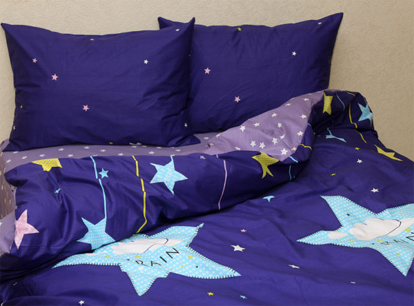 Комплект постельного белья с компаньоном S366 1 Постельный комплект
