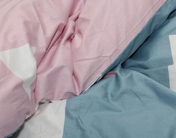 Комплект постельного белья с компаньоном S368 2 Постельный комплект