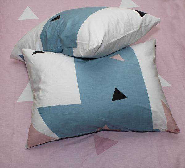 Комплект постельного белья с компаньоном S368 4 Постельный комплект