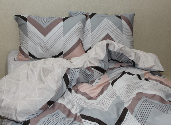 Комплект постельного белья с компаньоном S370 1 Постельный комплект