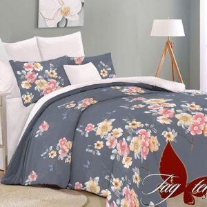 Комплект постельного белья с компаньоном SL320  ПОСТЕЛЬНОЕ БЕЛЬЕ ТМ TAG > 1.5-спальные > Поплин