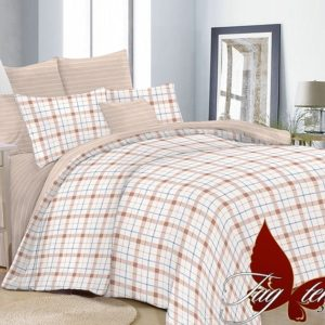 Комплект постельного белья с компаньоном SL326  ПОСТЕЛЬНОЕ БЕЛЬЕ ТМ TAG > Семейные > Поплин