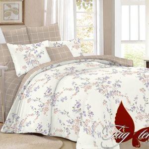 Комплект постельного белья с компаньоном SL327  ПОСТЕЛЬНОЕ БЕЛЬЕ ТМ TAG > 2-спальные > Поплин