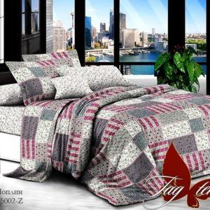 Комплект постельного белья с компаньоном TM-5002Z  ПОСТЕЛЬНОЕ БЕЛЬЕ ТМ TAG > 1.5-спальные > Поплин