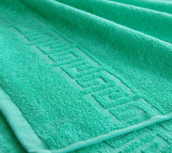 Полотенце махровое Turquoise  Полотенца > 50*90 от 1 ед