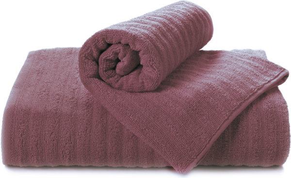 Полотенце махровое Volna лиловое  Полотенца > 70*140 от 1 ед