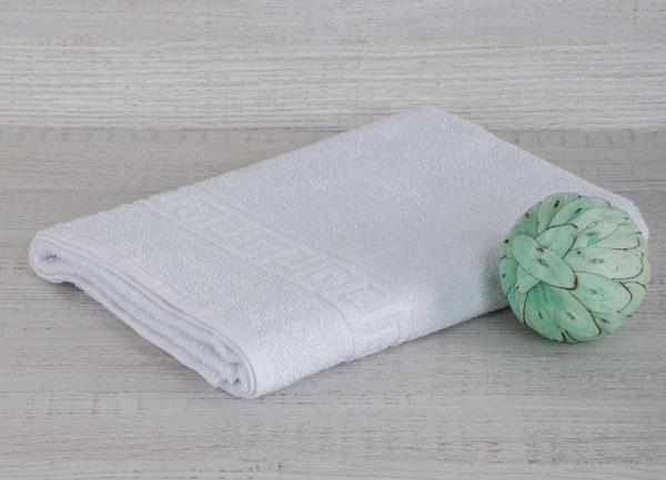 Полотенце махровое White  Полотенца > Сауна