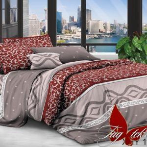 Комплект постельного белья XHY1187  ПОСТЕЛЬНОЕ БЕЛЬЕ ТМ TAG > 2-спальные > Поликоттон 3D