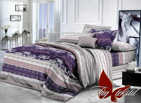 Комплект постельного белья XHY1254-2  ПОСТЕЛЬНОЕ БЕЛЬЕ ТМ TAG > Семейные > Поликоттон 3D