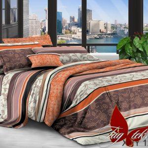Комплект постельного белья XHY1285  ПОСТЕЛЬНОЕ БЕЛЬЕ ТМ TAG > Семейные > Поликоттон 3D