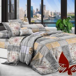 Комплект постельного белья XHY1364  ПОСТЕЛЬНОЕ БЕЛЬЕ ТМ TAG > 1.5-спальные > Поликоттон 3D