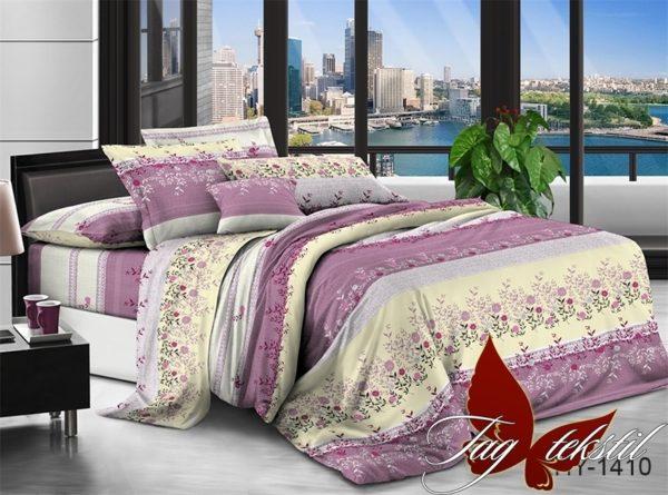 Комплект постельного белья XHY1410  ПОСТЕЛЬНОЕ БЕЛЬЕ ТМ TAG > Семейные > Поликоттон 3D