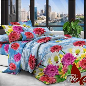 Комплект постельного белья XHY1411  ПОСТЕЛЬНОЕ БЕЛЬЕ ТМ TAG > Семейные > Поликоттон 3D