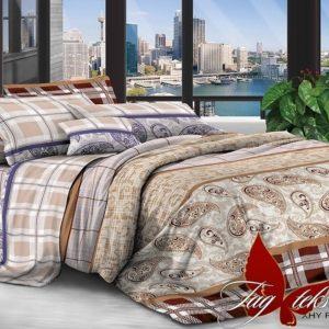 Комплект постельного белья XHY1469-2  ПОСТЕЛЬНОЕ БЕЛЬЕ ТМ TAG > 2-спальные > Поликоттон 3D
