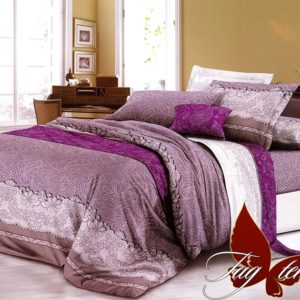 Комплект постельного белья XHY1538  ПОСТЕЛЬНОЕ БЕЛЬЕ ТМ TAG > Семейные > Поликоттон 3D