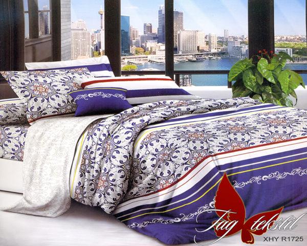 Комплект постельного белья XHY1725  ПОСТЕЛЬНОЕ БЕЛЬЕ ТМ TAG > Семейные > Поликоттон 3D
