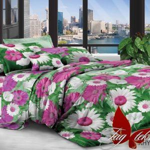 Комплект постельного белья XHY1745  ПОСТЕЛЬНОЕ БЕЛЬЕ ТМ TAG > Евро > Поликоттон 3D
