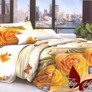 Комплект постельного белья XHY2118  ПОСТЕЛЬНОЕ БЕЛЬЕ ТМ TAG > Семейные > Поликоттон 3D