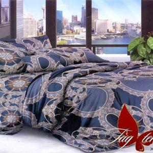 Комплект постельного белья XHY2774  ПОСТЕЛЬНОЕ БЕЛЬЕ ТМ TAG > Семейные > Поликоттон 3D