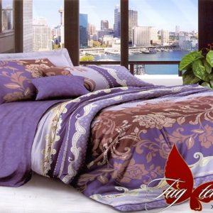 Комплект постельного белья XHY2813  ПОСТЕЛЬНОЕ БЕЛЬЕ ТМ TAG > Евро > Поликоттон 3D