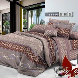 Комплект постельного белья XHY2815  ПОСТЕЛЬНОЕ БЕЛЬЕ ТМ TAG > Семейные > Поликоттон 3D