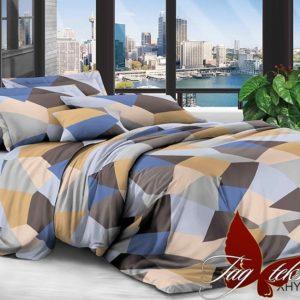 Комплект постельного белья XHY2838  ПОСТЕЛЬНОЕ БЕЛЬЕ ТМ TAG > Семейные > Поликоттон 3D