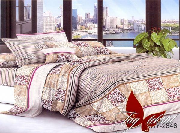 Комплект постельного белья XHY2846  ТОВАРЫ СО СКИДКАМИ