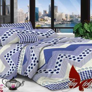 Комплект постельного белья XHY2987  ПОСТЕЛЬНОЕ БЕЛЬЕ ТМ TAG > Евро > Поликоттон 3D