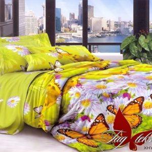 Комплект постельного белья XHY420  ПОСТЕЛЬНОЕ БЕЛЬЕ ТМ TAG > 2-спальные > Поликоттон 3D
