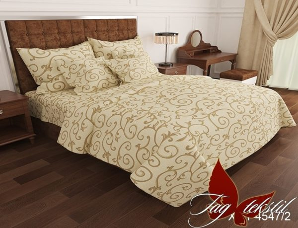 Комплект постельного белья XHY4547-2  ПОСТЕЛЬНОЕ БЕЛЬЕ ТМ TAG > Семейные > Поликоттон 3D