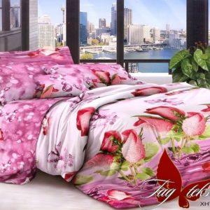 Комплект постельного белья XHY893  ПОСТЕЛЬНОЕ БЕЛЬЕ ТМ TAG > Семейные > Поликоттон 3D