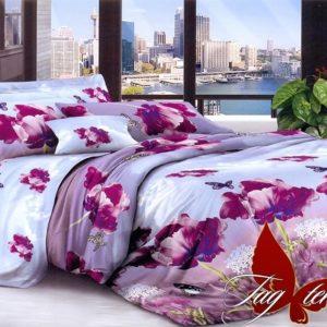 Комплект постельного белья XHY982  ПОСТЕЛЬНОЕ БЕЛЬЕ ТМ TAG > 2-спальные > Поликоттон 3D