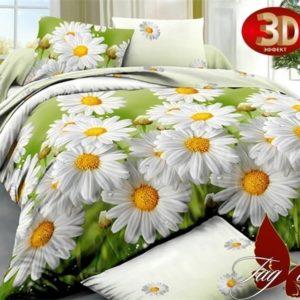 Комплект постельного белья XHY998  ПОСТЕЛЬНОЕ БЕЛЬЕ ТМ TAG > 2-спальные > Поликоттон 3D