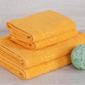 Полотенце махровое Yellow  Полотенца > 50*90 от 1 ед