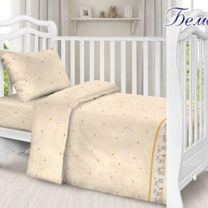 Детский комплект Бемби  ПОСТЕЛЬНОЕ БЕЛЬЕ И ТОВАРЫ ДЛЯ ДЕТЕЙ > Комплекты в кроватку с простынью на резинке